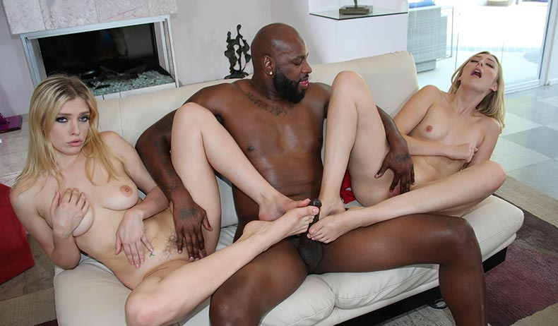 Blacks on blondes porn review nude fotos