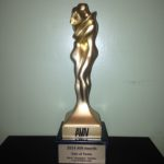 AVN prize for Greenguy - Hall of Fame of internet founders